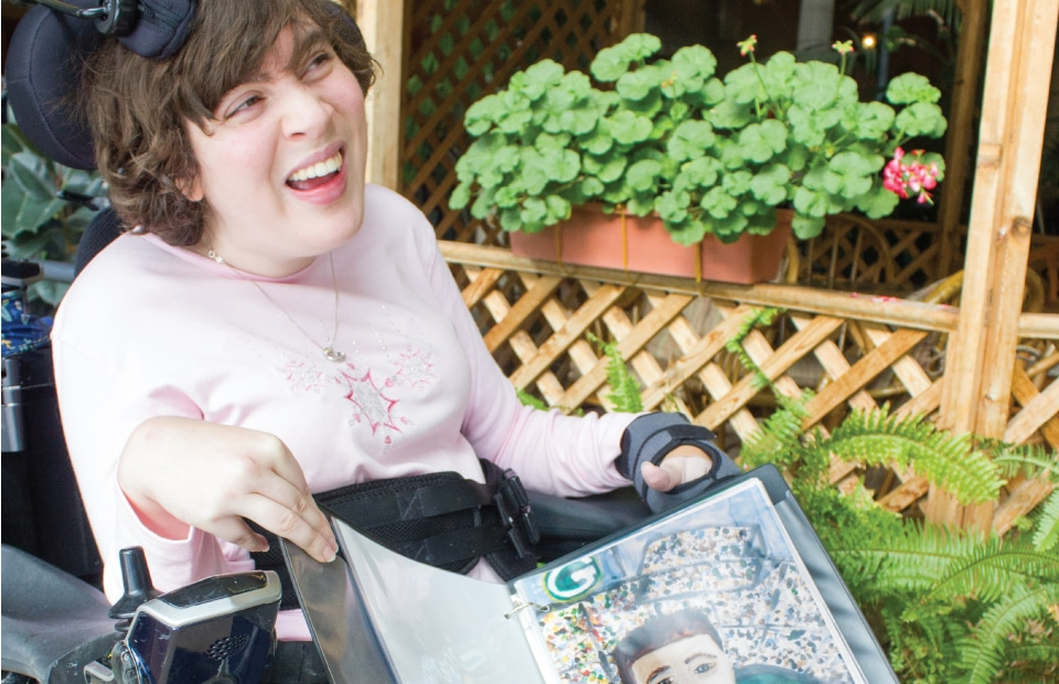 Natalie Paint Portfolio Adult Day Care