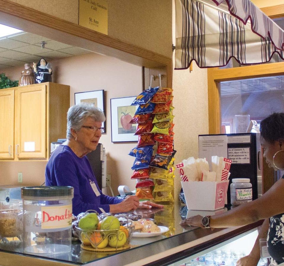 milwaukee eastside campus cafe